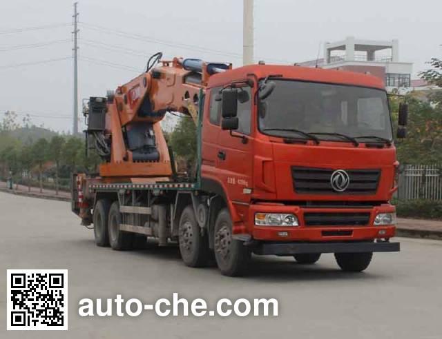 Feigong HFL5430JQZ truck crane