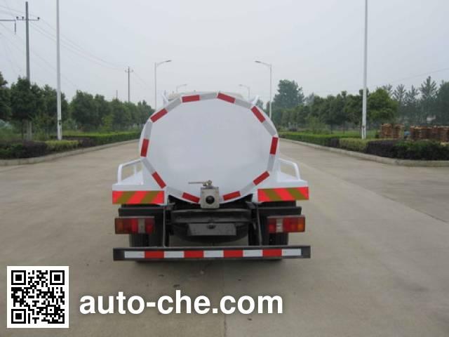 Foton Auman HFV5040GZXBJ biogas digester sewage suction truck
