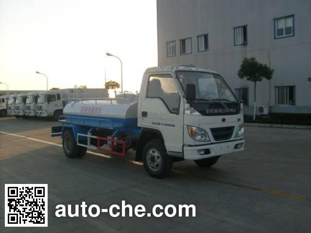 Foton Auman HFV5040TZZBJ biogas system service vehicle