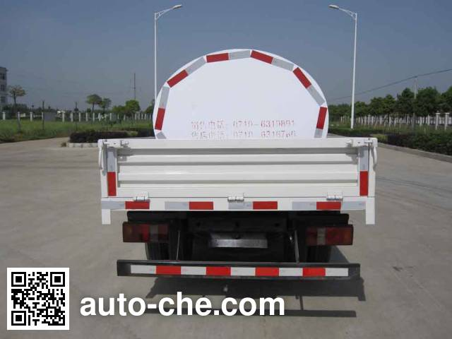 Foton Auman HFV5042GXWBJ rural biogas digesters sewage suction truck