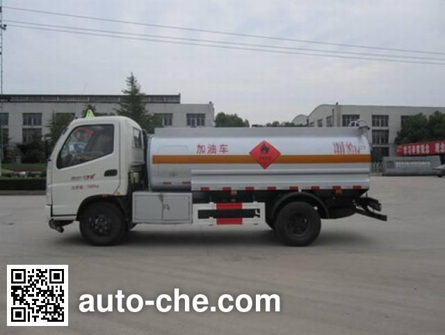 Foton Auman HFV5070GJYBJ4 fuel tank truck