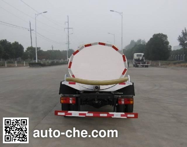 Foton Auman HFV5070GXWBJ4 sewage suction truck