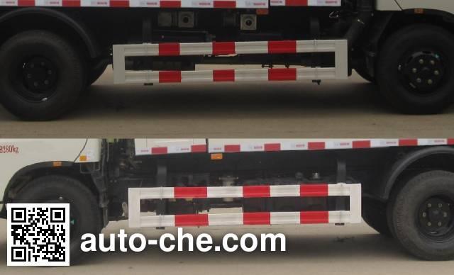 Foton Auman HFV5080GSSBJ5 sprinkler machine (water tank truck)