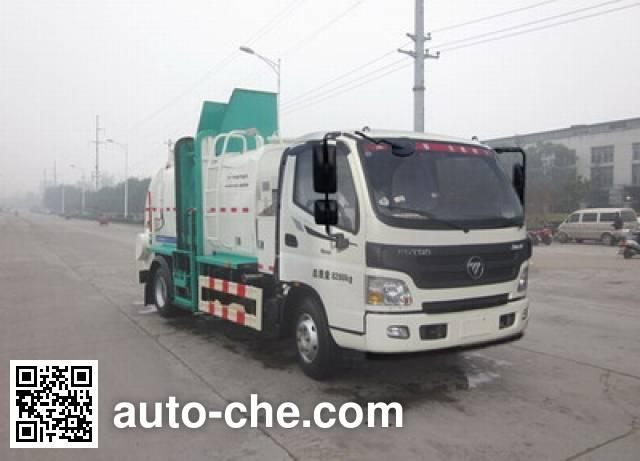 Foton Auman HFV5080TCABJ4 food waste truck