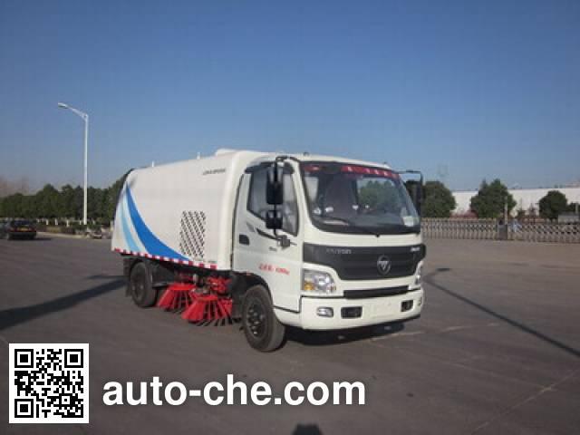 Foton Auman HFV5080TSLBJ5 street sweeper truck