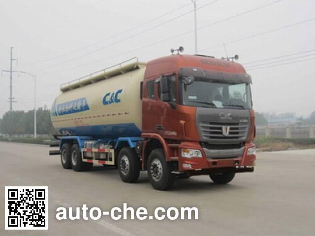 欧曼牌HFV5310GFLSQR4低密度粉粒物料运输车