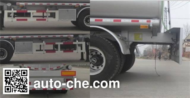 Foton Auman HFV9400GYY oil tank trailer