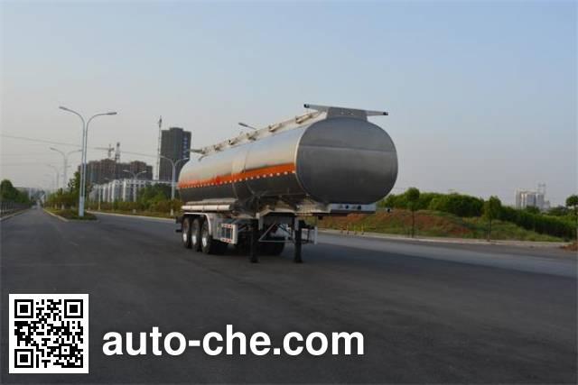 Foton Auman HFV9401GYYA aluminium oil tank trailer