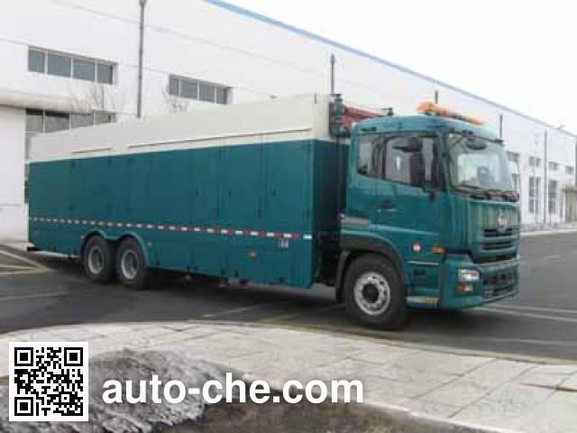 Tielong HGL5250TDY мобильная электростанция на базе автомобиля