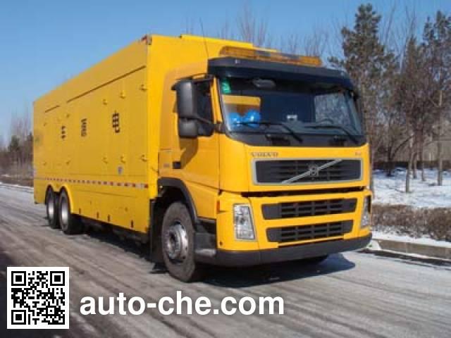 Tielong HGL5251TDY мобильная электростанция на базе автомобиля
