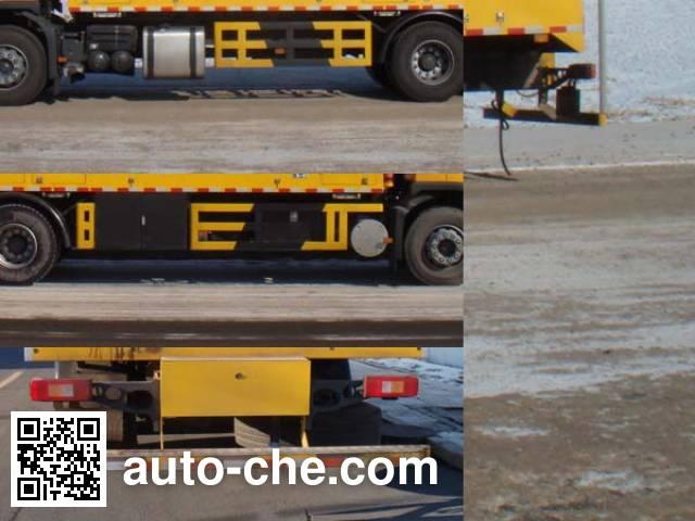 Tielong HGL5251TDY-FC мобильная электростанция на базе автомобиля