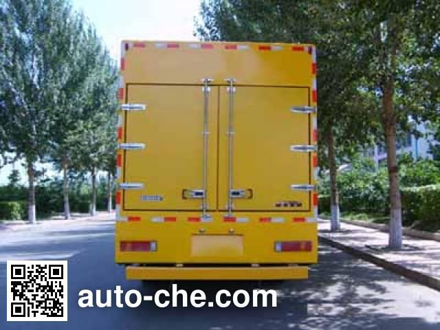 Tielong HGL5252TDY мобильная электростанция на базе автомобиля