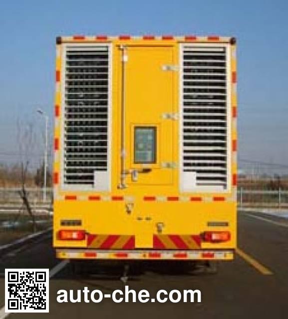 Tielong HGL5253XDY мобильная электростанция на базе автомобиля