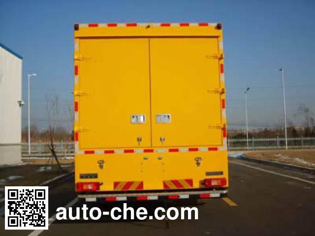 Tielong HGL5253XDY-FC мобильная электростанция на базе автомобиля
