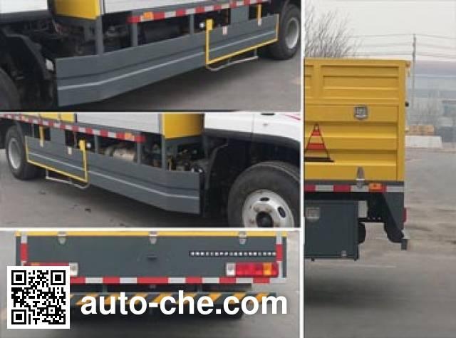 Gaoyuan Shenggong HGY5100TYH pavement maintenance truck