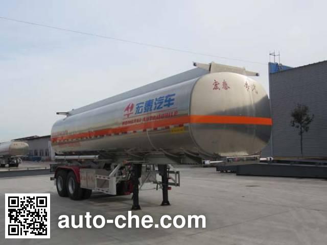 Zhengkang Hongtai HHT9352GYY полуприцеп цистерна алюминиевая для нефтепродуктов