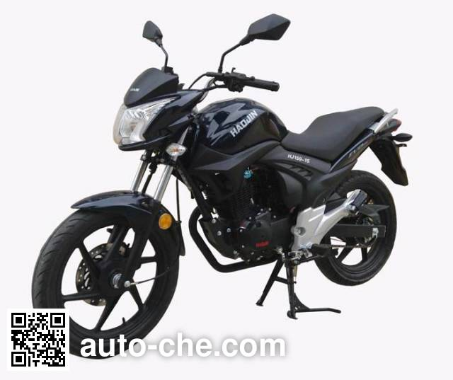 Haojin Hj150 15 Motorcycle Batch 261 Made In China