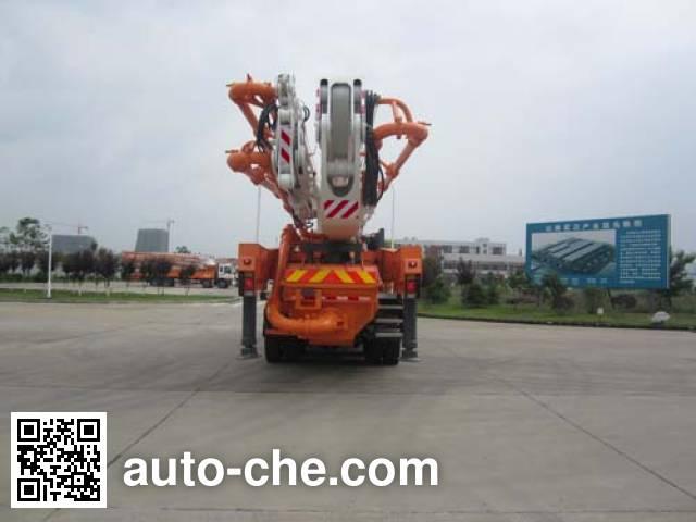 Shantui Chutian HJC5335THB concrete pump truck