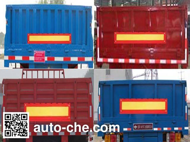 Jinjunwei HJF9400 trailer