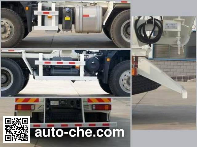 Jiangshan Shenjian HJS5256GJBX concrete mixer truck