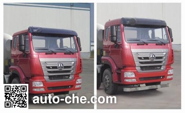 Jiangshan Shenjian HJS5316GJBE concrete mixer truck