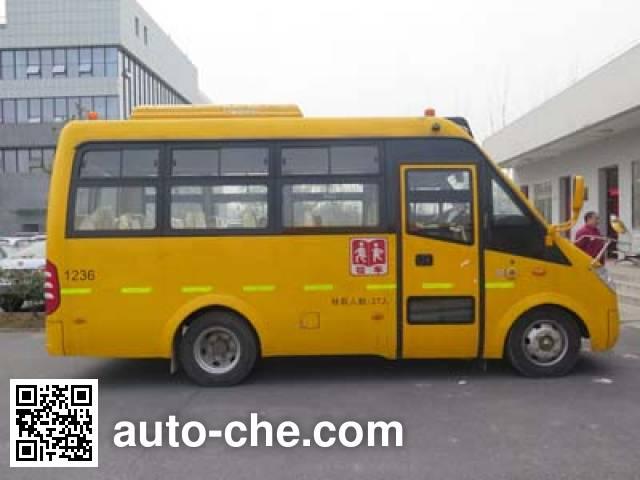 合客牌HK6601KY4幼儿专用校车