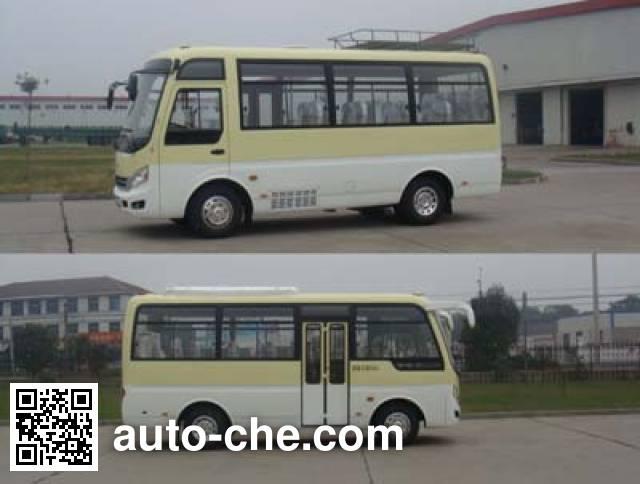 合客牌HK6608K4客车