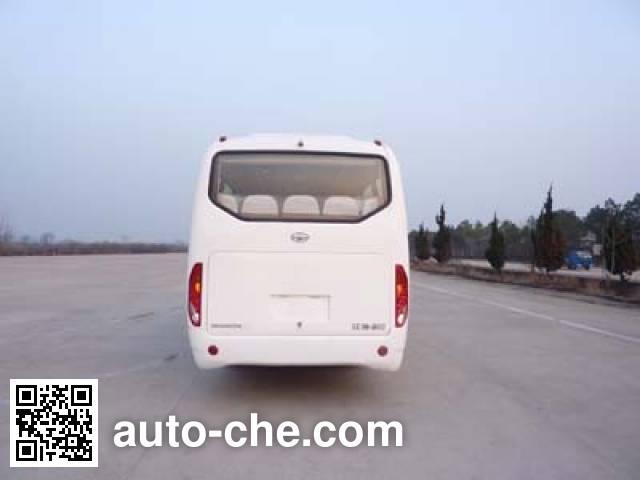 合客牌HK6669Q客车