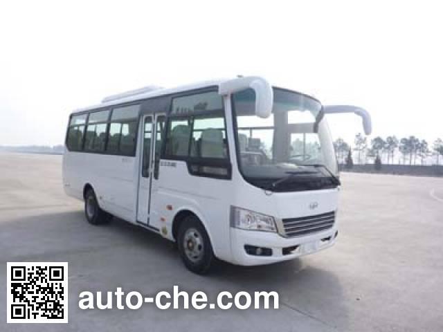 合客牌HK6739K客车