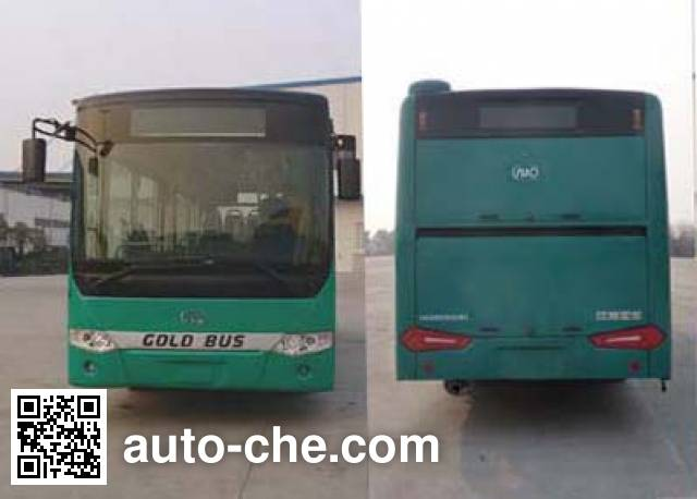 合客牌HK6105HGQ5城市客车