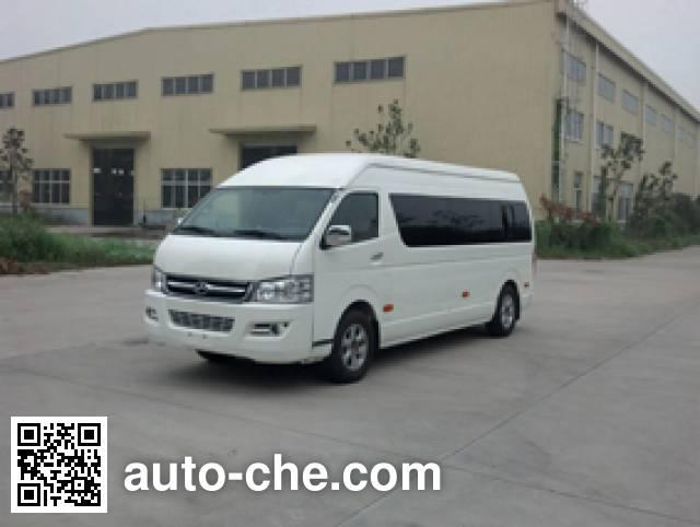 大马牌HKL6600BEV5纯电动客车
