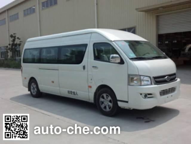 大马牌HKL6600BEV6纯电动客车