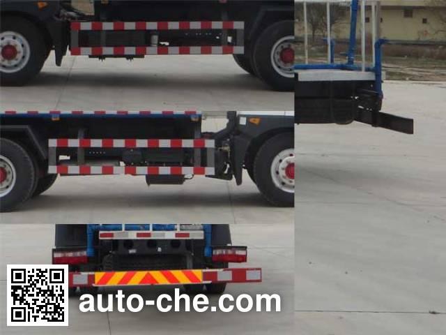 Ningqi HLN5160GSSE5 sprinkler machine (water tank truck)