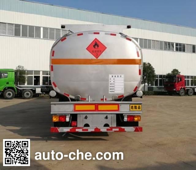 Heli Shenhu HLQ9401GYY полуприцеп цистерна для нефтепродуктов