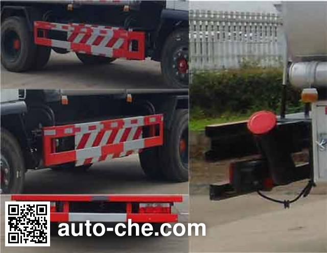 Zhongqi Liwei HLW5120TGY5EQ oilfield fluids tank truck