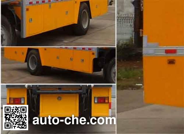 Zhongqi Liwei HLW5162XDY5QL мобильная электростанция на базе автомобиля