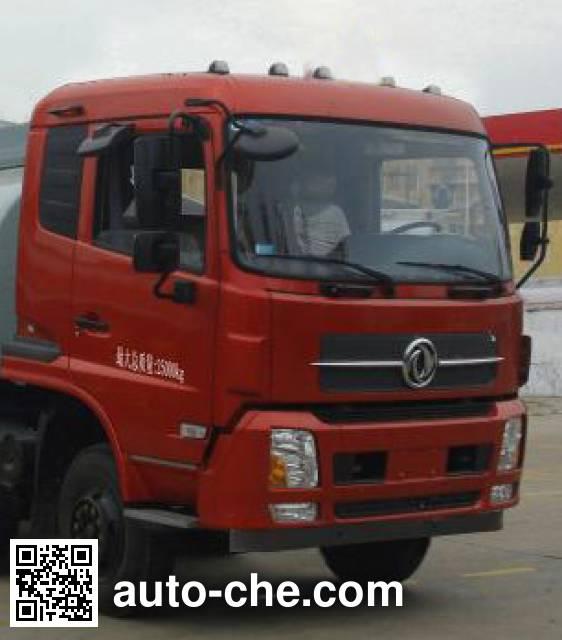 Zhongqi Liwei HLW5250TGYD oilfield fluids tank truck