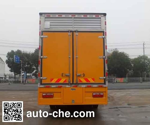 Zhongqi Liwei HLW5250XDY5DF мобильная электростанция на базе автомобиля