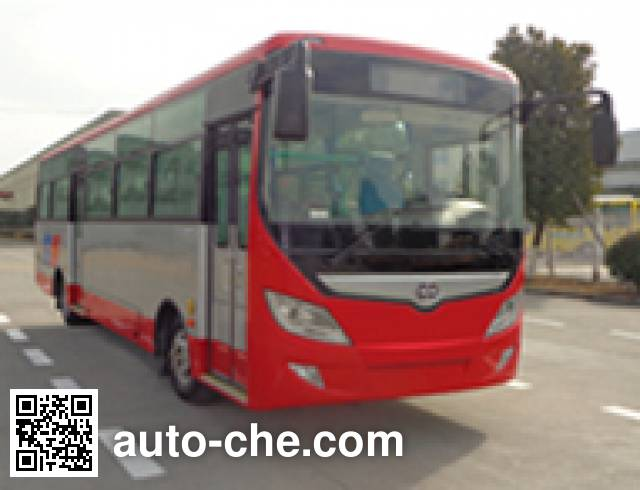 Huaxin HM6801CRBEV electric city bus