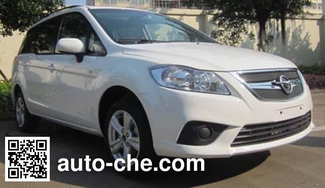 Электрический легковой автомобиль (электромобиль) Haima HMC7001BM0BEV