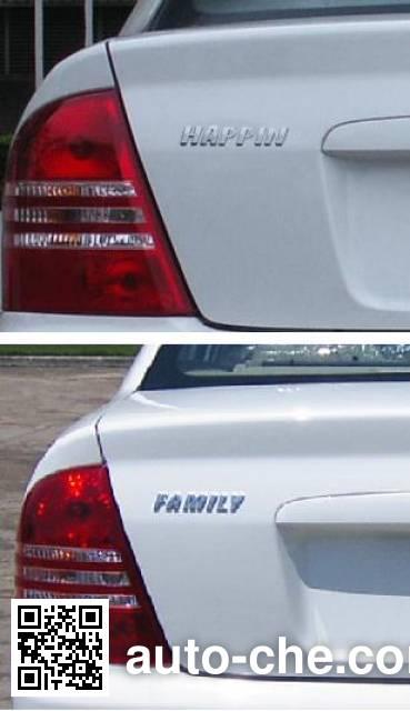 Haima легковой автомобиль HMC7163E3A