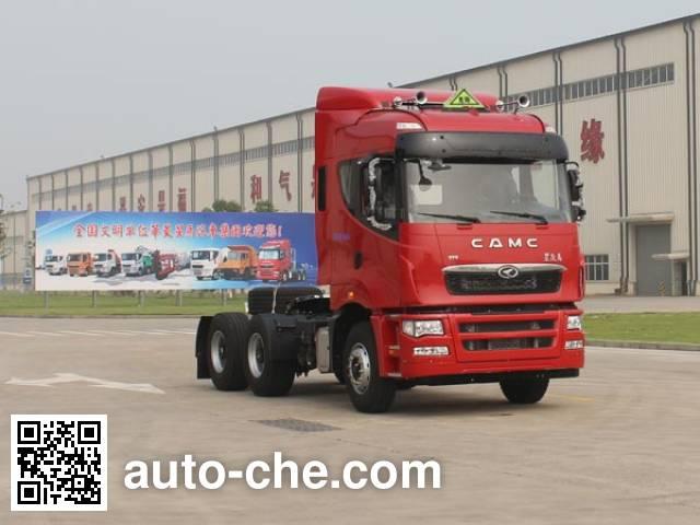 CAMC Star HN4255A42C3M5 dangerous goods transport tractor unit