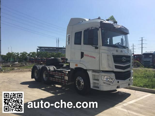 CAMC Star HN4255H37C3M5 dangerous goods transport tractor unit