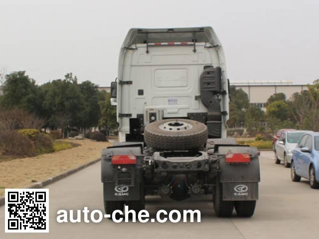 CAMC Star HN4255H42B6M5 dangerous goods transport tractor unit