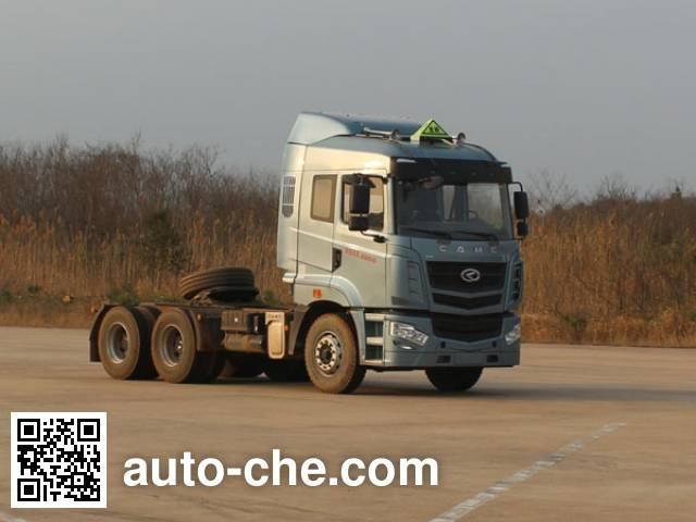 CAMC Star HN4255H46C4M5 dangerous goods transport tractor unit