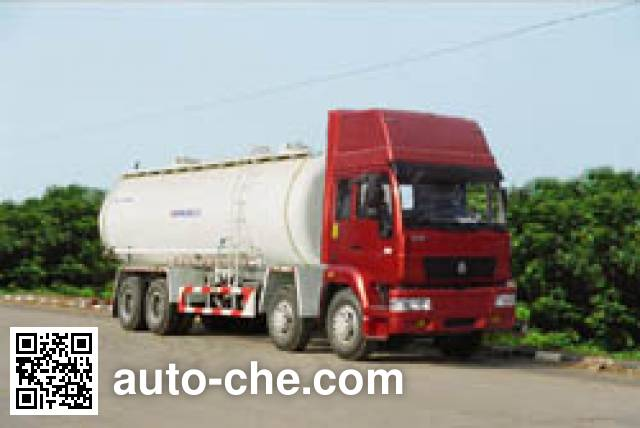 海诺牌HNJ5314GSN散装水泥运输车