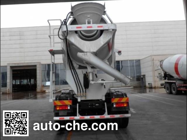 Sany HQC5316GJB1DS concrete mixer truck