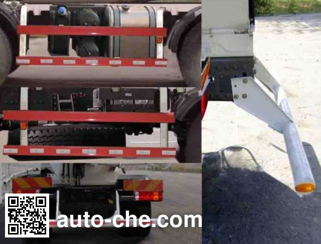 Sany HQC5316GJB1DZ concrete mixer truck