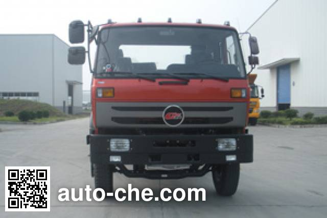 Chufeng HQG5163JQQGD4 tractor unit mounted loader crane