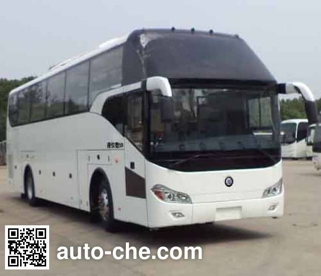 CHTC Chufeng HQG6122CL5N tourist bus